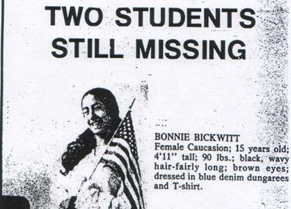 Two Students Still Missing